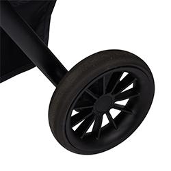 pivot stroller wheels